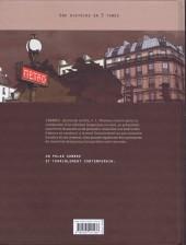 Verso de Metropolitan -3- Cendres