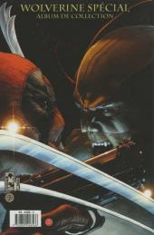 Verso de Wolverine (Marvel France 1re série) (1997) - Wolverine spécial - Avec des amis comme ça...