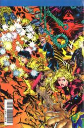 Verso de Marvel Magazine -5- Marvel 5