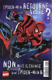 Verso de Marvel Magazine -6- Marvel 6
