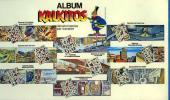 Verso de Superman -0- album Kalkitos - Superman et Batman