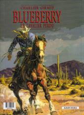 Verso de Blueberry (France Loisirs) -2- L'aigle solitaire / Le cavalier perdu