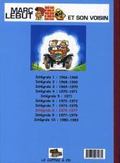 Verso de Marc Lebut et son voisin -Int08- Intégrale 8 : 1975-1977