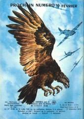 Verso de Rapaces (Impéria) -324- Mission spéciale