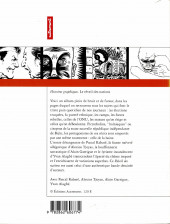 Verso de Histoires graphiques - Le réveil des nations