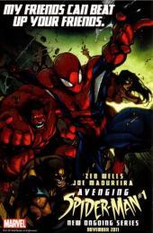 Verso de Ultimate Comics Spider-Man (2011) -3- Issue 3