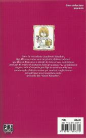 Verso de Lady and Butler -5- Tome 5