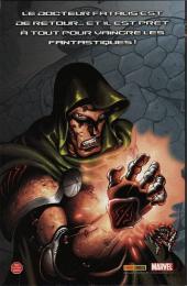 Verso de Marvel (Les grandes sagas) -10- Fantastic four