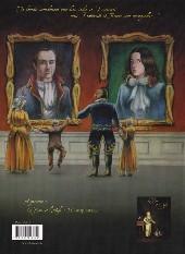 Verso de La rose et l'Aigle -2- Citoyenne