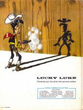 Verso de Lucky Luke -40a77- Le grand duc