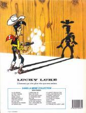 Verso de Lucky Luke -38c86- Ma Dalton