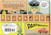 Verso de Ice Haven (2001) - Ice Haven