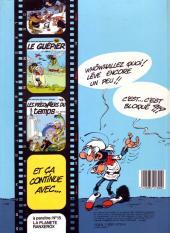 Verso de Les petits hommes -11a83- Dans les griffes du seigneur
