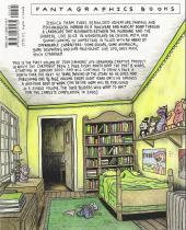 Verso de Jessica Farm - Tome 1