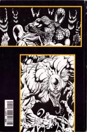 Verso de Marvel Méga -1- Spider-Man / Venom - La planète des symbiotes