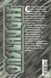 Verso de Marvel Méga Hors Série -3- Onslaught