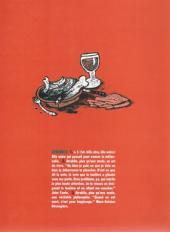 Verso de Bile noire -6- Juin 1999