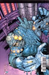 Verso de Marvel Méga -9- Cable - Les Damnés sont lâchés