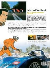 Verso de Michel Vaillant -HS4- Michel Vaillant, de la bande dessinée au film