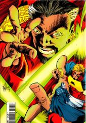 Verso de Marvel Select -1- L'aube d'une nouvelle ère!