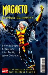 Verso de Marvel Select -2- Les nouveaux justiciers