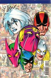 Verso de Marvel Select -8- Les origines de Thunderbolts