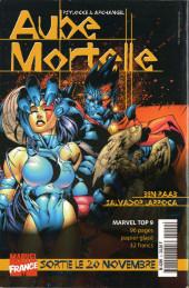 Verso de Marvel Select -9- Marvel Select 9