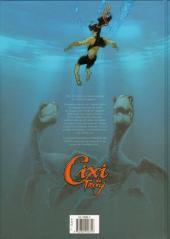 Verso de Cixi de Troy -3- Le secret de Cixi (3ème partie)
