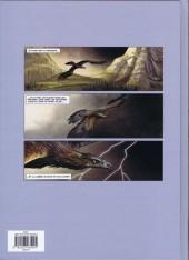 Verso de Kraa -2- L'Ombre de l'Aigle