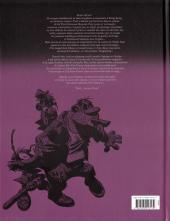 Verso de Les innommables (Intégrales) -INT1a- Le Cycle de Hong-Kong