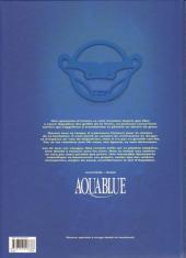 Verso de Aquablue -12ES- Retour aux sources