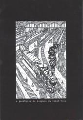 Verso de Victor Sackville -HS1- 20th comic book