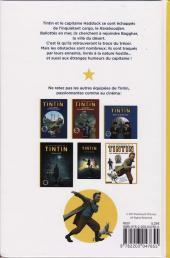 Verso de Tintin - Divers -C4 2- Le secret du capitaine Haddock