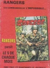 Verso de Z33 agent secret -163- Le hibou noir