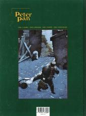 Verso de Peter Pan (Loisel) -3a97- Tempête