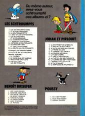 Verso de Benoît Brisefer -3b79- Les Douze Travaux de Benoît Brisefer