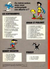 Verso de Benoît Brisefer -4b83- Tonton Placide