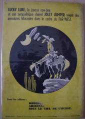 Verso de Lucky Luke -1a1950- La mine d'or de Dick Digger
