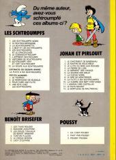 Verso de Benoît Brisefer -6a1976a- Lady d'Olphine