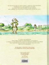 Verso de Le voyage des pères -INT01- Intégrale
