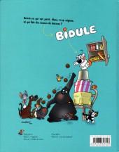 Verso de Bidule (Rodrigue) -2- Drôle de chien !
