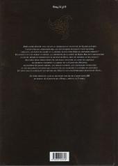 Verso de Le donjon de Naheulbeuk -9- Troisième saison, partie 3