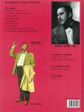 Verso de Blake et Mortimer (Les Aventures de) -10b1999- L'affaire du collier