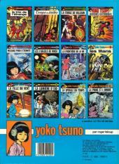 Verso de Yoko Tsuno -3b83- La forge de vulcain