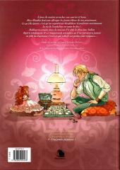 Verso de Princesse Sara -4- Une petite princesse !
