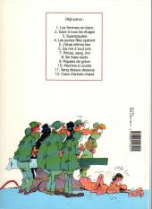 Verso de Les femmes en Blanc -8b1993a- Six foies neufs