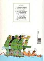 Verso de Les femmes en Blanc -6b1993- Gai rire à tout prix