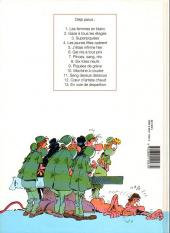 Verso de Les femmes en Blanc -4b1995- Les jeunes filles opèrent