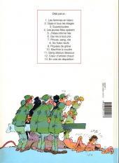 Verso de Les femmes en Blanc -3b1995- Superpiquées