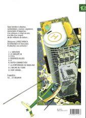 Verso de Largo Winch -5a 98- H